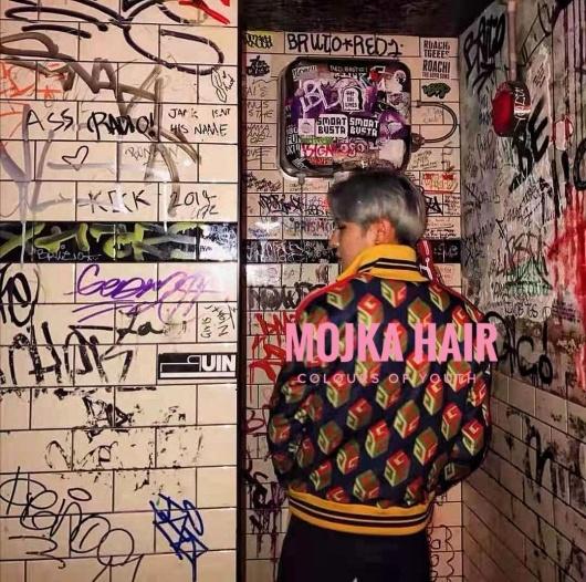 MOJKA HAIR   COLOURS OF YOUTH